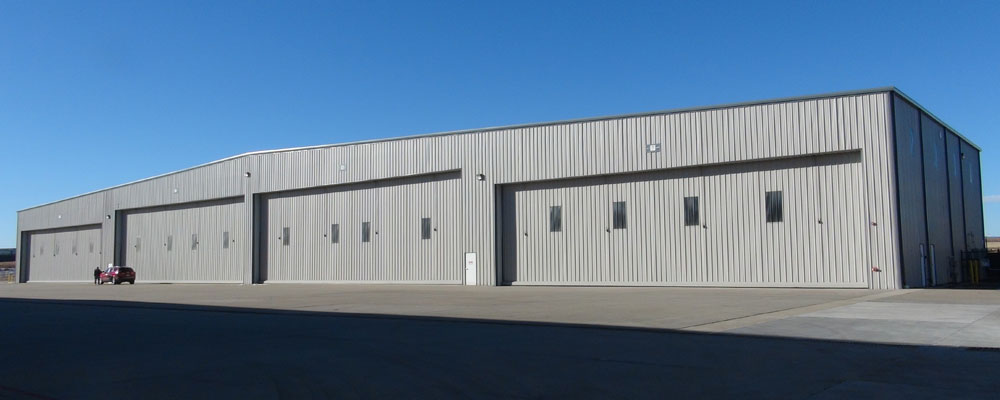 Willowbrook Park Hangar Amenities